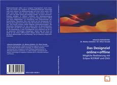 Buchcover von Das Designziel online=offline