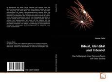Обложка Ritual, Identität und Internet
