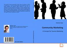Buchcover von Community Marketing