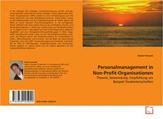 Personalmanagement in Non-Profit-Organisationen的封面