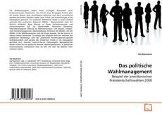 Buchcover von Das politische Wahlmanagement