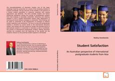 Bookcover of Student Satisfaction