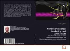 Capa do livro de Kundenorientiertes Marketing und Datenschutz