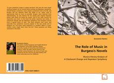 Bookcover of The Role of Music in Burgess's Novels