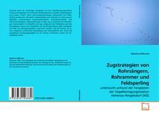 Couverture de Zugstrategien von Rohrsängern, Rohrammer und Feldsperling