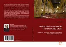 Buchcover von Socio-Cultural Impacts of Tourism in Abu Dhabi