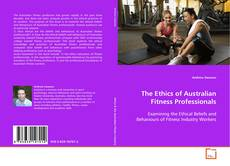 Portada del libro de The Ethics of Australian Fitness Professionals