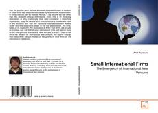 Bookcover of Small International Firms
