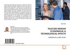 Copertina di TELECOM MERGER ECONOMICAL