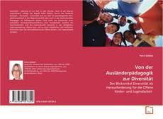 Portada del libro de Von der Ausländerpädagogik zur Diversität