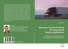 Capa do livro de Real-time Camera Tracking for Augmented Reality Applications