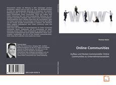Online Communities kitap kapağı