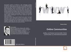 Buchcover von Online Communities