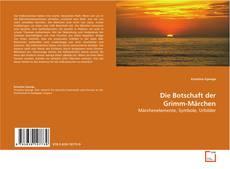 Buchcover von Die Botschaft der Grimm-Märchen