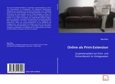 Bookcover of Online als Print-Extension
