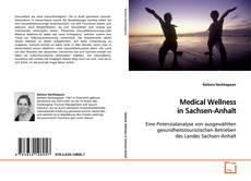 Buchcover von Medical Wellness in Sachsen-Anhalt