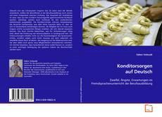Konditorsorgen auf Deutsch kitap kapağı