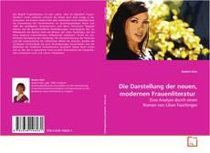 Capa do livro de Die Darstellung der neuen, modernen Frauenliteratur