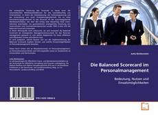 Couverture de Die Balanced Scorecard im Personalmanagement