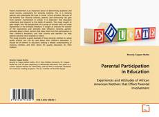 Bookcover of Parental Participation in Education