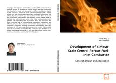 Development of a Meso-Scale Central-Porous-Fuel- Inlet Combustor的封面