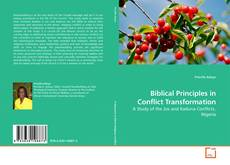 Обложка Biblical Principles in Conflict Transformation