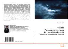Couverture de Flexible Plankostenrechnung in Theorie und Praxis