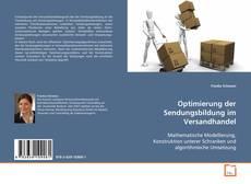 Buchcover von Optimierung der Sendungsbildung im Versandhandel
