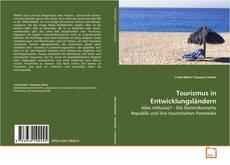 Bookcover of Tourismus in Entwicklungsländern