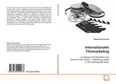 Bookcover of Internationales Filmmarketing