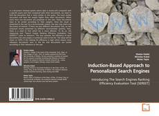 Bookcover of Induction-Based Approach to Personalized Search Engines
