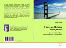 Copertina di Change and Release Management
