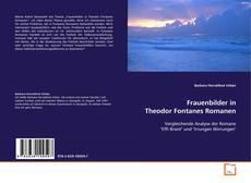 Portada del libro de Frauenbilder in Theodor Fontanes Romanen