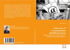 Copertina di Voice over IP in bestehenden Mobilfunknetzen