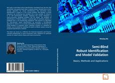 Buchcover von Semi-Blind Robust Identification and Model Validation