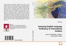 Copertina di Assessing English Language Proficiency in International Aviation