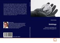 Bookcover of Weblogs