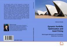 Borítókép a  Dynamic Portfolio Optimization and Asset Pricing - hoz
