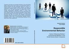 Portada del libro de Responsible Environmental Behavior