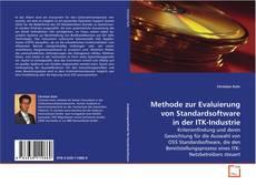 Borítókép a  Methode zur Evaluierung von Standardsoftware in der ITK-Industrie - hoz