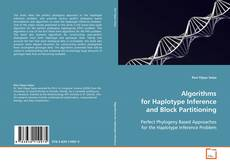 Buchcover von Algorithms for Haplotype Inference and Block Partitioning