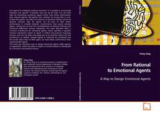 Capa do livro de From Rational to Emotional Agents