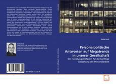 Buchcover von Personalpolitische Antworten auf Megatrends in unserer Gesellschaft
