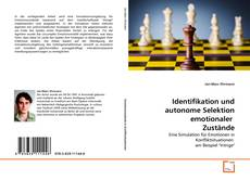 Capa do livro de Identifikation und autonome Selektion emotionaler  Zustände