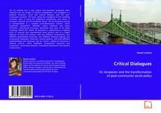 Bookcover of Critical Dialogues