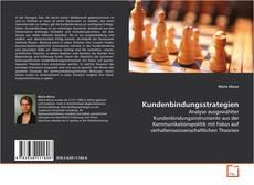 Portada del libro de Kundenbindungsstrategien