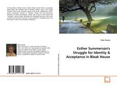 Copertina di Esther Summerson's Struggle for Identity