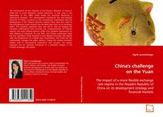 Portada del libro de China's challenge on the Yuan