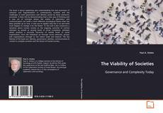 The Viability of Societies的封面