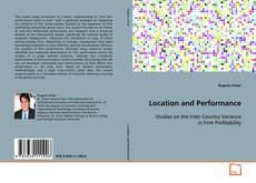 Bookcover of Location and Performance